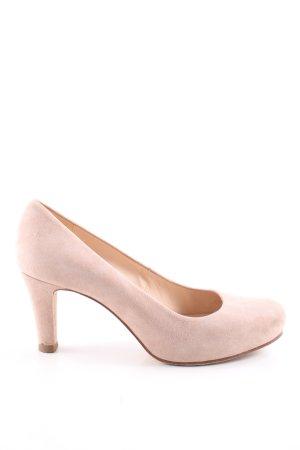 Unisa High Heels pink Business-Look