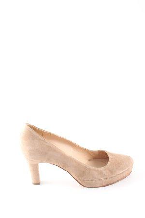 Unisa High Heels nude Business-Look