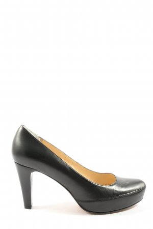 Unisa High-Front Pumps black business style