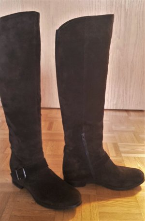 Unisa Stretch Boots brown