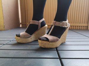 Unisa Keilabsatz Sandaletten 37