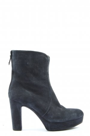 Unisa Short Boots blue casual look