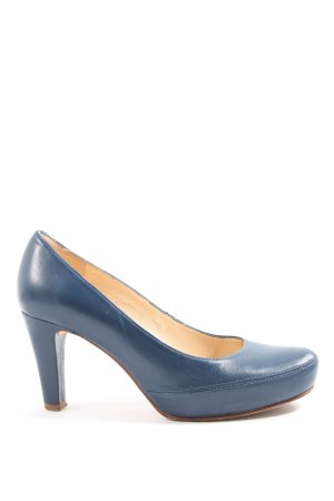 Unisa Plateau-Sandaletten blau Casual-Look