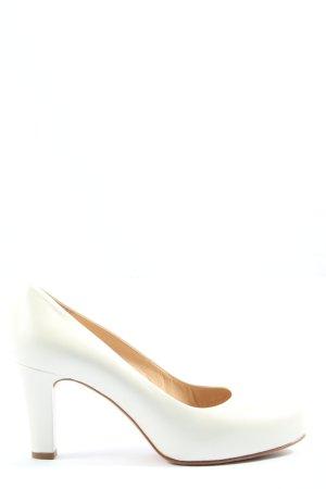 Unisa High Heels weiß Casual-Look