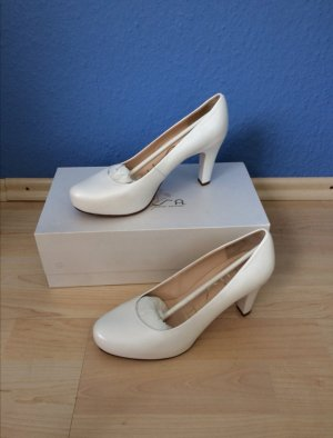 Unisa Pumps Bone 38,5 ivory