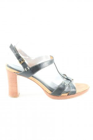 Unisa Riemchen-Sandaletten khaki Casual-Look