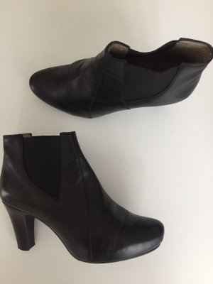 Unisa Bottines à enfiler noir