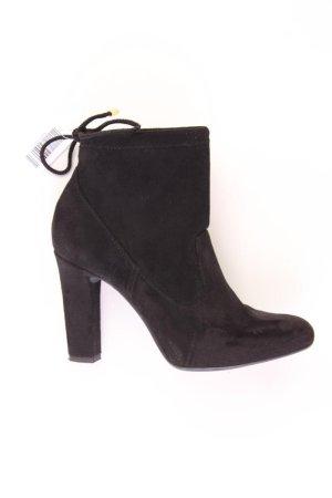 Unisa Stiefeletten Größe 37 schwarz aus Leder