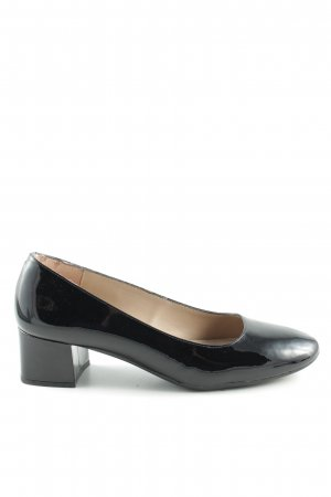 Unisa Loafer nero stile casual