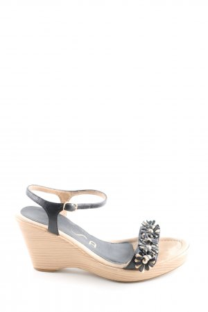 Unisa Wedge Sandals multicolored casual look