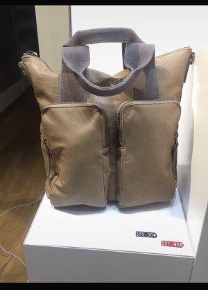Unisex Laptoptasche Ecco aus hochwertigem Leder