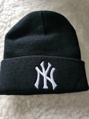 (The Mercer) NY Knitted Hat black