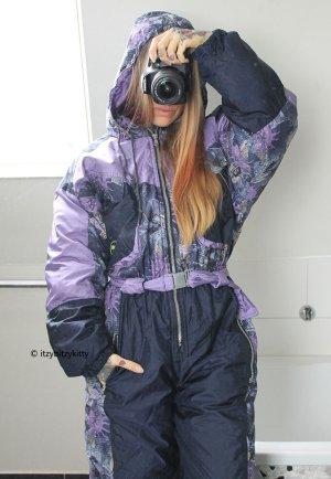 Bambi Pantalon de ski bleu-violet