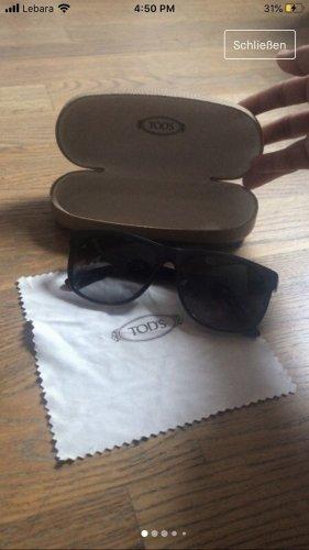 Tods Gafas Retro negro