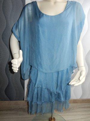 Unisono Italia Kleid aus Seide Gr.38-42