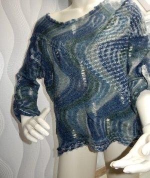 Unisono Pullover Italy Wolle super Qualität Gr. 36-40 universal