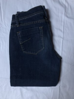 United Colors of Benetton Jeans a 3/4 blu scuro