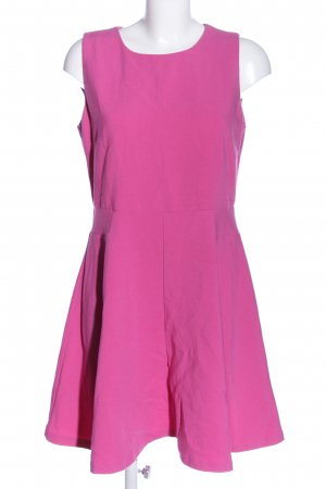 United Colors of Benetton A-Linien Kleid pink Casual-Look