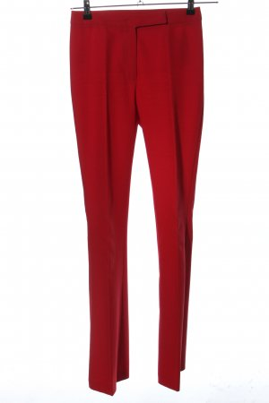 United Colors of Benetton Pantalon rood casual uitstraling