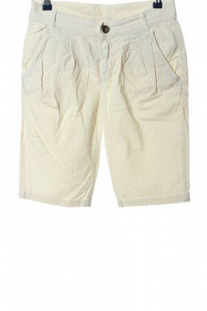 United Colors of Benetton Bermudas white casual look
