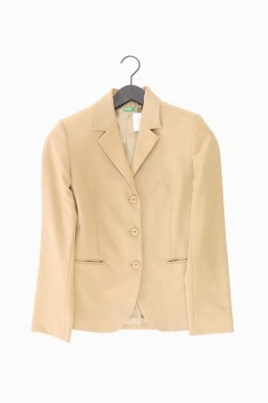 United Colors of Benetton Blazer creme Größe 38