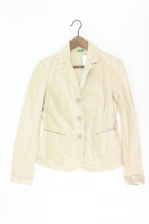 United Colors of Benetton Blazer creme Größe 44