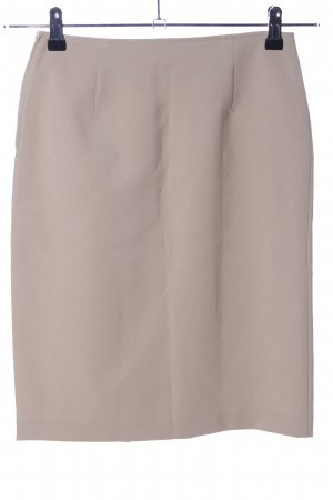 United Colors of Benetton Bleistiftrock creme Business-Look