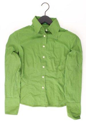 United Colors of Benetton Bluse grün Größe M
