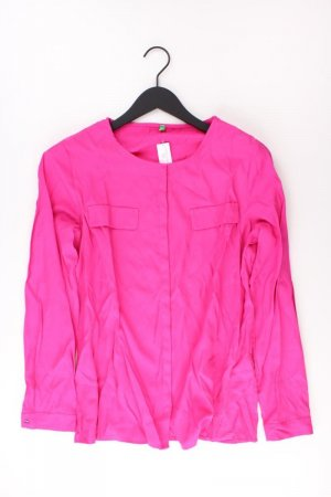 United Colors of Benetton Bluse pink Größe M