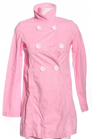 United Colors of Benetton Pilotenjas roze casual uitstraling