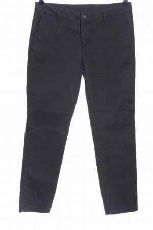United Colors of Benetton Pantalon boyfriend noir style décontracté