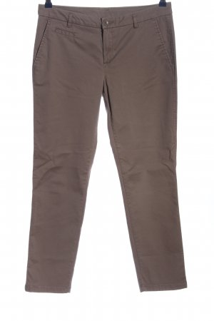 United Colors of Benetton Boyfriend Trousers brown business style