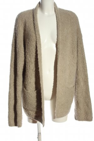 United Colors of Benetton Cardigan wollweiß Casual-Look