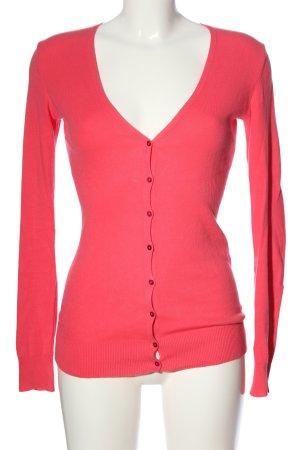 United Colors of Benetton Kardigan różowy W stylu casual