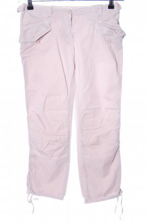 United Colors of Benetton Pantalón de camuflaje rosa look casual