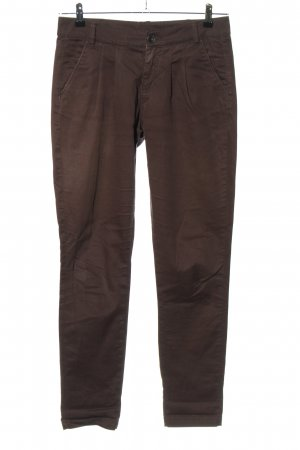United Colors of Benetton Chinohose braun Casual-Look