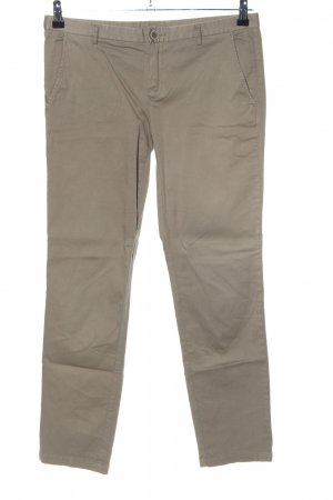 United Colors of Benetton Pantalon chinos kaki style d'affaires