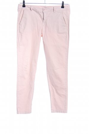 United Colors of Benetton Chinohose pink Casual-Look