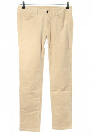United Colors of Benetton Cordhose creme Casual-Look