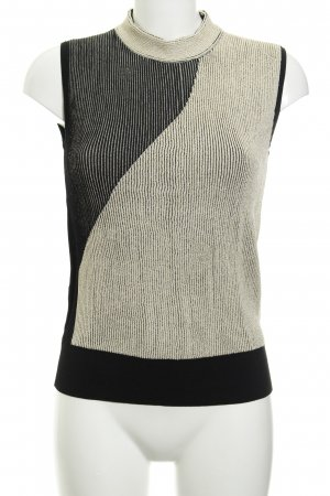 United Colors of Benetton Feinstrickpullunder mehrfarbig Casual-Look