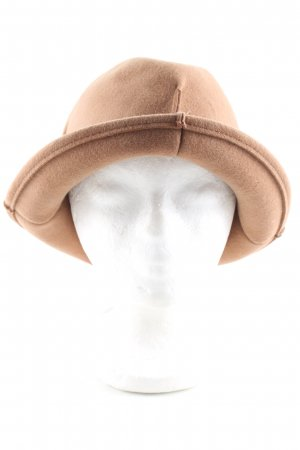 United Colors of Benetton Felt Hat nude casual look