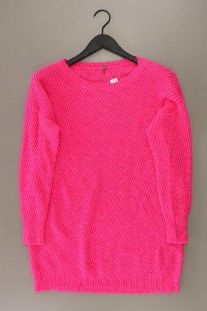 United Colors of Benetton Grobstrickpullover Größe XS neuwertig pink aus Polyacryl