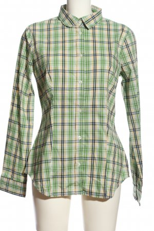 United Colors of Benetton Hemd-Bluse Karomuster Casual-Look