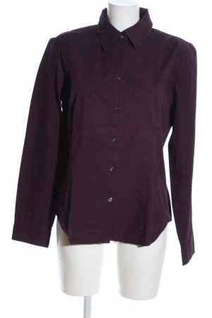 United Colors of Benetton Hemd-Bluse braun Business-Look