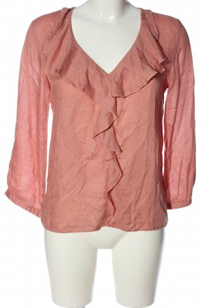 United Colors of Benetton Hemd-Bluse pink Casual-Look
