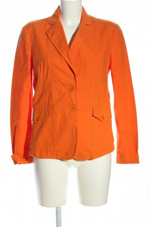 United Colors of Benetton Jeansblazer hellorange Business-Look