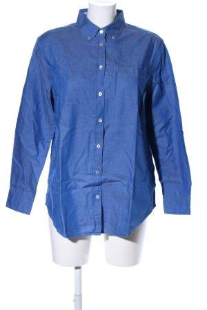 United Colors of Benetton Chemise en jean bleu style décontracté