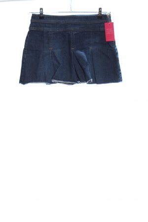 United Colors of Benetton Denim Skirt blue casual look