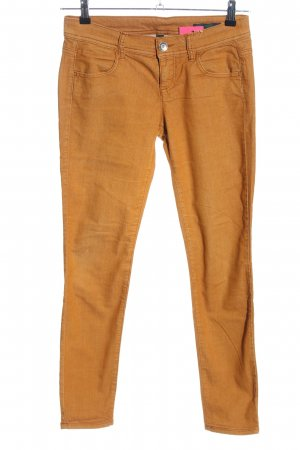 United Colors of Benetton Jeggings hellorange Casual-Look