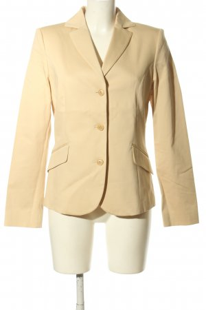 United Colors of Benetton Jerseyblazer creme Business-Look